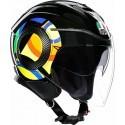 Agv Orbyt Sun&Moon jet helmet