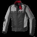 Spidi Solar Net Sport man jacket - 083 Grey/Black