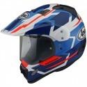 Arai Tour-X4 Depart Blue full face helmet
