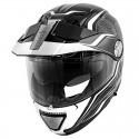 Givi casco modulare X.33 Canyon Layers - Nero/Bianco
