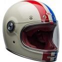 Bell casco vintage integrale Bullitt DLX Command - Gloss Vintage White