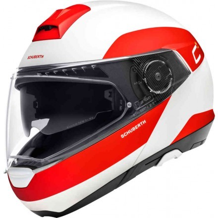Schubert C4 Pro -Fragmente Red Helmet