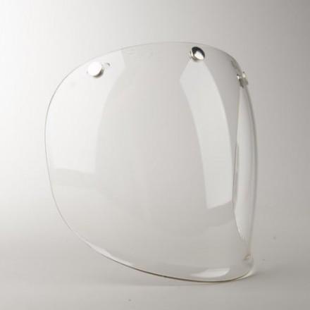 Bell visiera retro shield clear 3 -snap