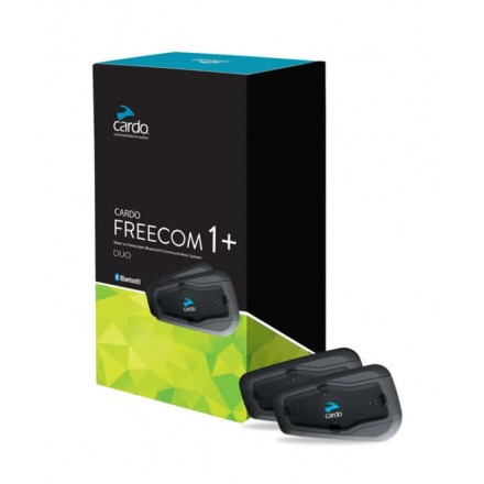 Cardo Freecom 1 + Duo bluetooth double