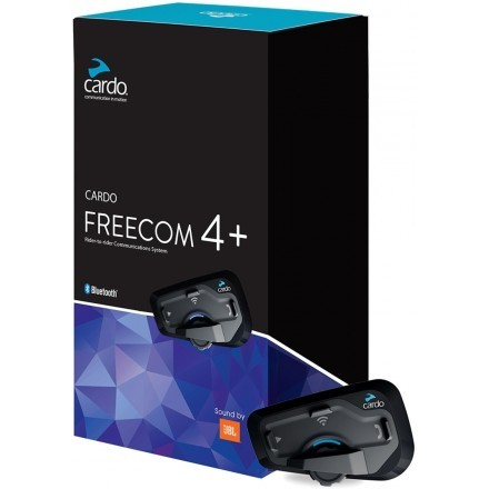 Cardo Freecom 4 + bluetooth