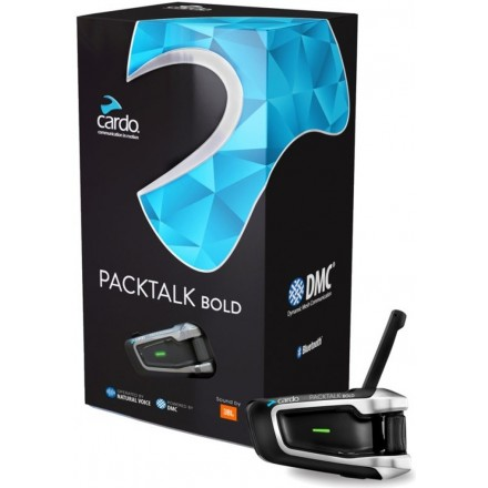 Cardo interfono singolo Packtalk Bold JBL