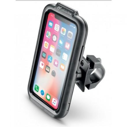 Cellularline supporto iphone XR per manici tubolari