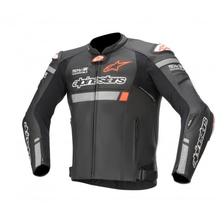 Alpinestars giubbotto in pelle Missile Ignition Tech-air