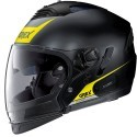 Grex casco componibile G4.2 Pro Vivid N-Com - 33 Flat Black