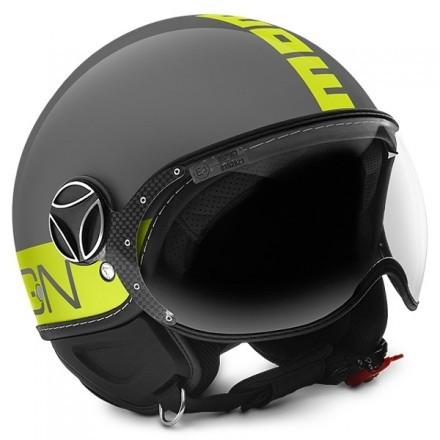 Momo Design Fgtr Fluo helmet
