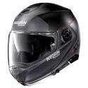 Nolan casco modulare N100-5 Plus Distinctive N-Com 21 Flat Black