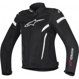 Alpinestars giubbotto donna Stella T-gp Plus R V2 Air nero
