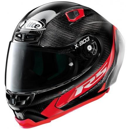 X-Lite casco integrale X-803 RS Ultra Carbon - Hot Lap