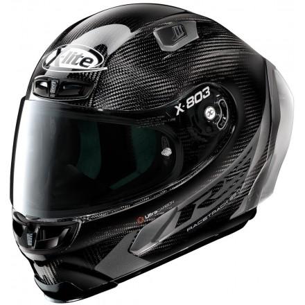 X-Lite X-803 RS Ultra Carbon - Hot Lap full face helmet