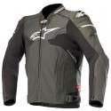 Alpinestars Celer V2 leather jacket - 10 Black