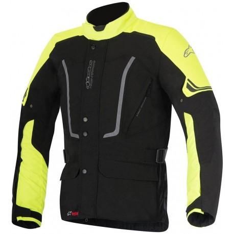 Alpinestars giacca Vence nero giallo