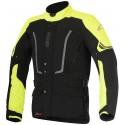 Alpinestars giubbotto uomo Vence Drystar®  155 Black/Fluo taglia L