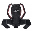 Alpinestars paraschiena nucleon kr-2 protector - 1113 BlackSmokeRed