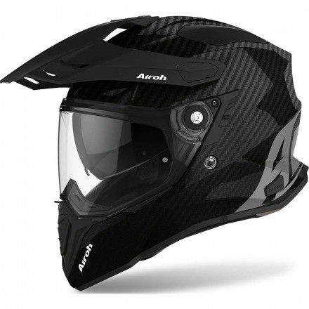 Airoh casco Commander Full Carbon Gloss