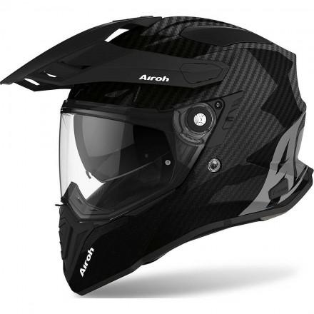 Airoh casco Commander Full Carbon Gloss