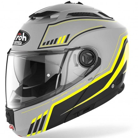 Airoh Phantom-S Beat flip up helmet