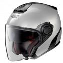Nolan N40-5 Special n-com jet helmet - 11 Salt Silver