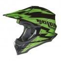 Nolan N53 Comp cross helmet - 18 Metal White