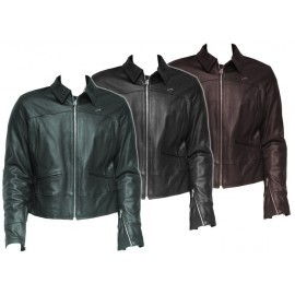 STELLA 4W NYC LEATHER JACKET