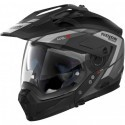 Nolan casco componibile N70-2 X Grandes Alpes N-Com - 21 Flat Black