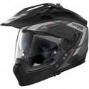 Nolan N70-2 X Grandes Alpes N-Com modular helmet - 21 Flat Black