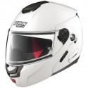 Nolan N90-2 Special n-com flip up helmet -15 Pure White