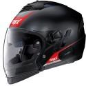 Grex casco componibile G4.2 Pro Vivid N-Com - 32 Flat Black