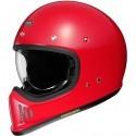 Shoei EX-Zero full face helmet - Shine Red